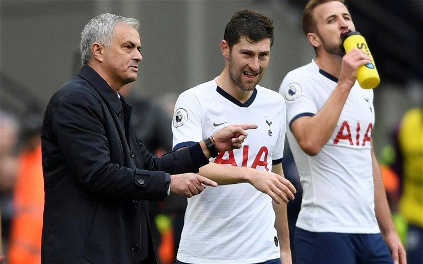 Image for Tottenham Hotspur: Journalists discuss Ben Davies