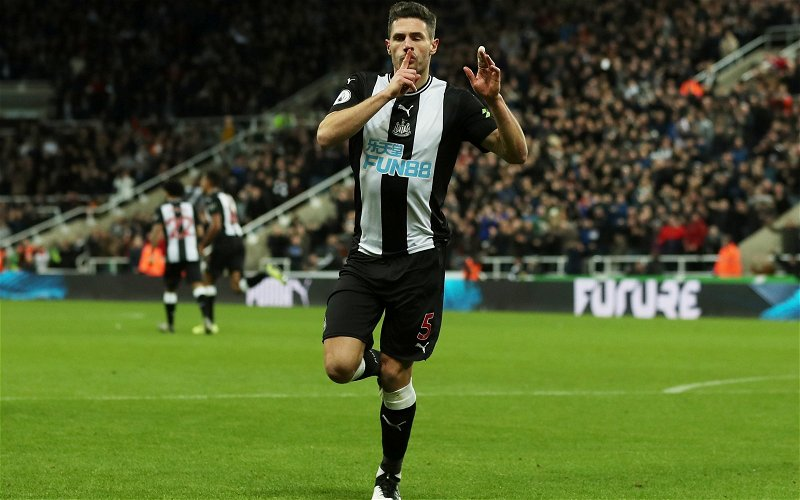 Image for Newcastle United: Fans react to rumour that Fabian Schar could be sold