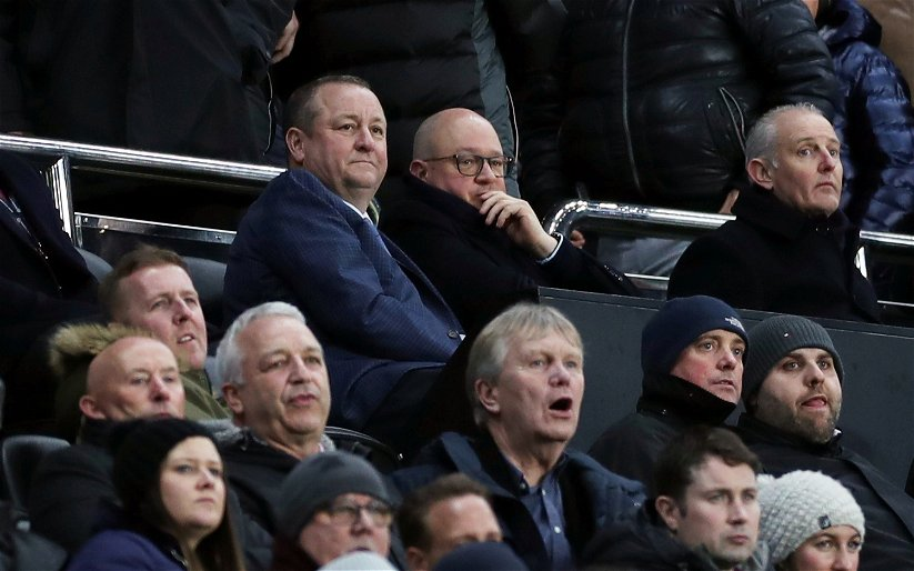 Image for Newcastle United: Lee Ryder reveals promising takeover claim