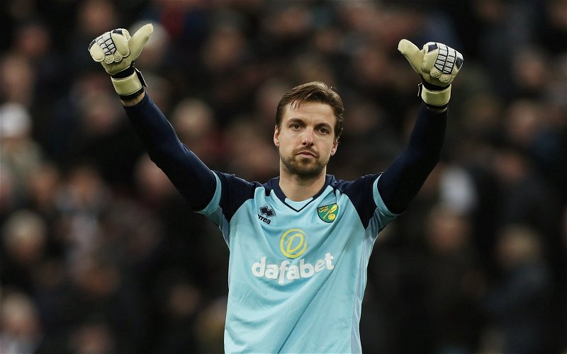 Image for Newcastle: Fans react to Krul tweet