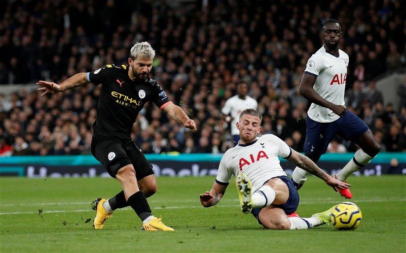 Image for Tottenham Hotspur: Fans react as Alderweireld farewell video emerges
