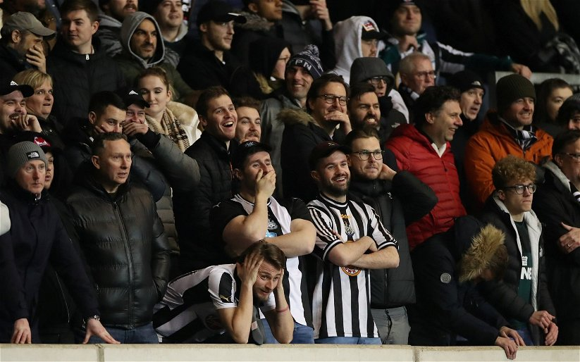 Image for Newcastle United: Fans react to Richard Masters takeover response