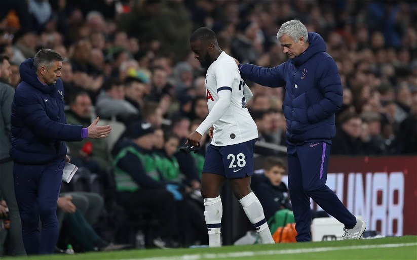 Image for Tottenham Hotspur: Fans furious as latest Ndombele claim emerges