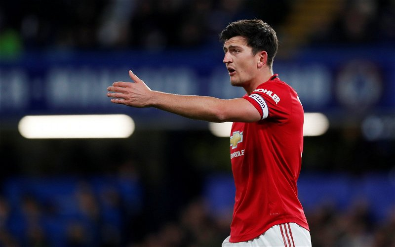 Image for Exclusive: Nigel Jemson claims Man United skipper Harry Maguire is overhyped