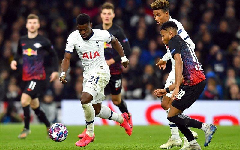 Image for Tottenham Hotspur: Spurs fans slate Aurier