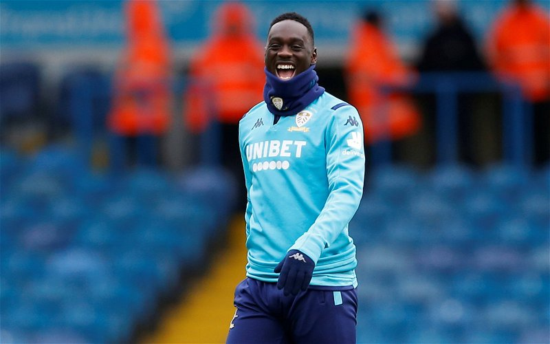 Image for Leeds: Fans react to Augustin's tweet