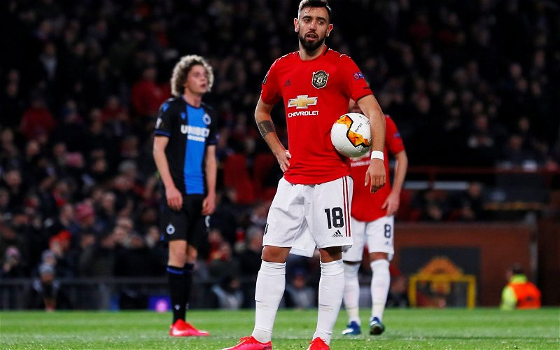 Image for Exclusive: Gillespie claims Fernandes will sign a new contract at Man United even if Pogba leaves