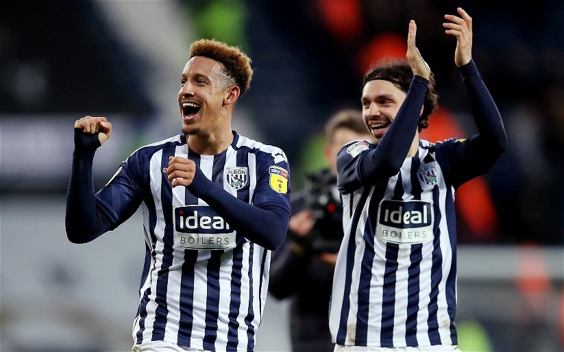 Image for West Brom: Fans identify Callum Robinson as the 'single biggest reason for improved form'