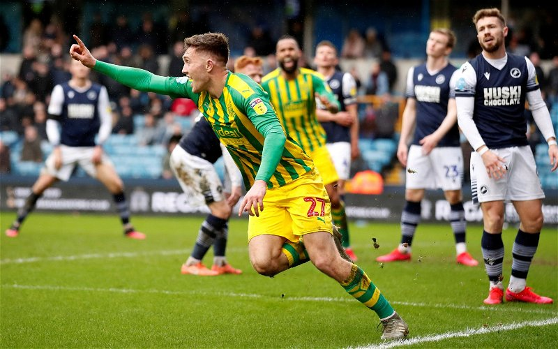 Image for West Bromwich Albion: Fans react to Dara O'Shea news