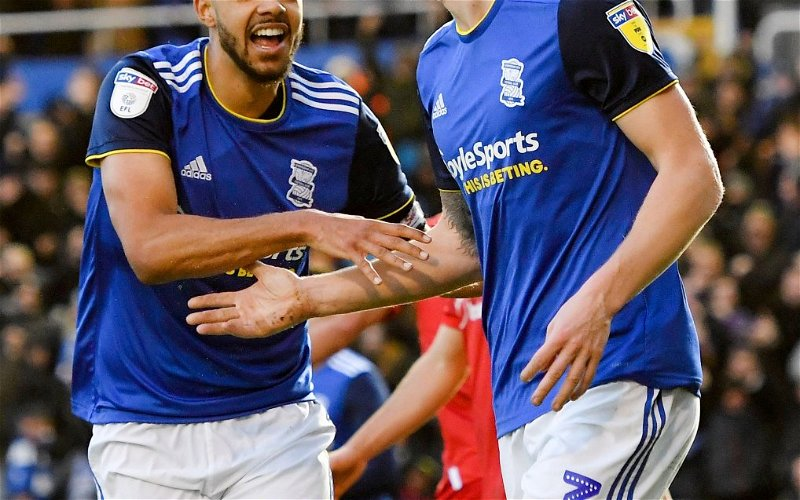 Image for Birmingham City: Fans call for club to sign Jake Clarke-Salter to a permanent deal