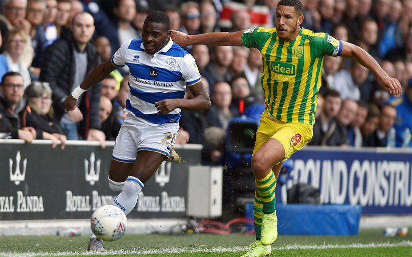 Image for West Brom: Fans react to report linking the Baggies with Bright Osayi-Samuel