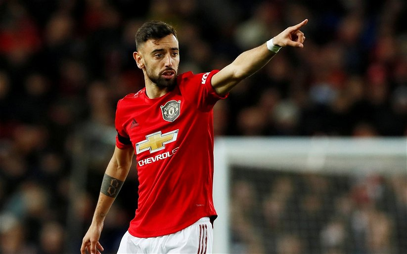 Image for Manchester United: Fabrizio Romano discusses Bruno Fernandes' contract situation