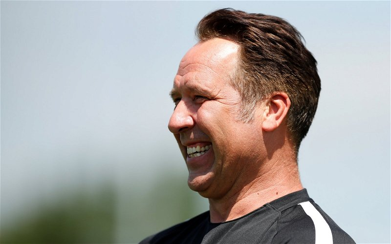 Image for Arsenal: Charles Watts offers insight into new 'informal' role for David Seaman