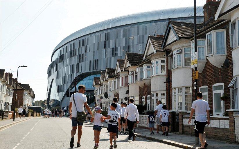 Image for Tottenham Hotspur: Fans flock to tweet from Alasdair Gold