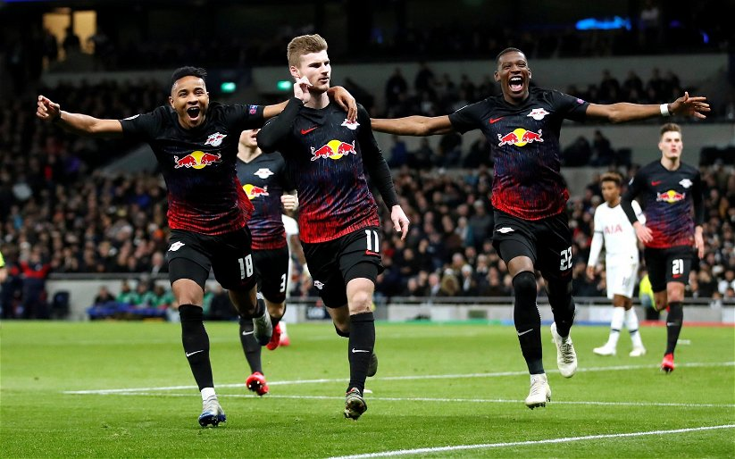Image for Liverpool: Fans react to latest Timo Werner update