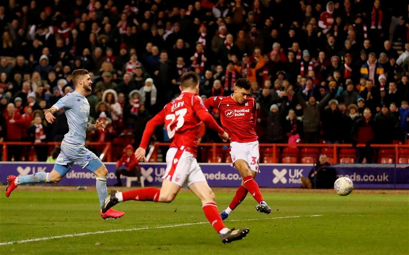 Image for Nottingham Forest: Fans discuss the future of Tyler Walker