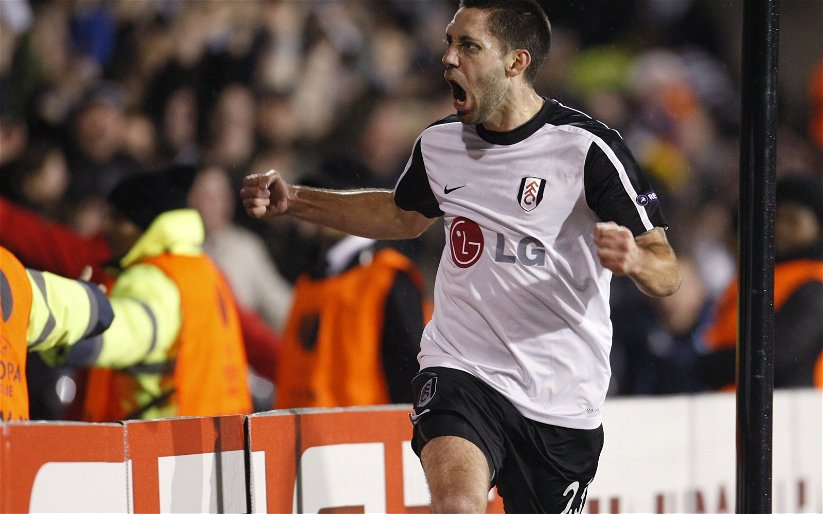 Image for Fulham: Fans react to Dempsey goal