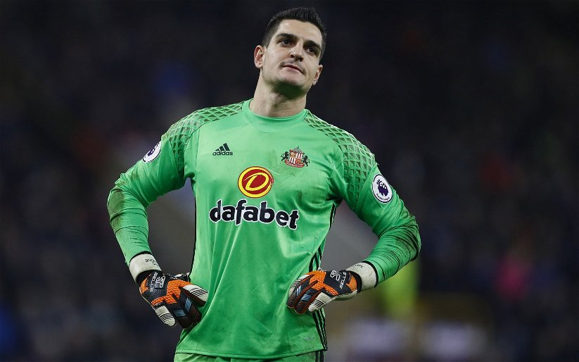 Image for Sunderland: Roker Rapport podcast issues Vito Mannone update