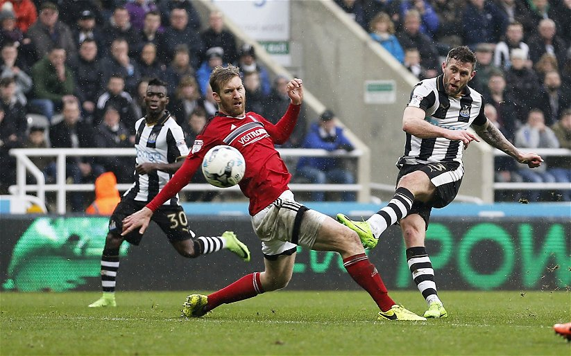 Image for Newcastle: Fans react to Daryl Murphy footage
