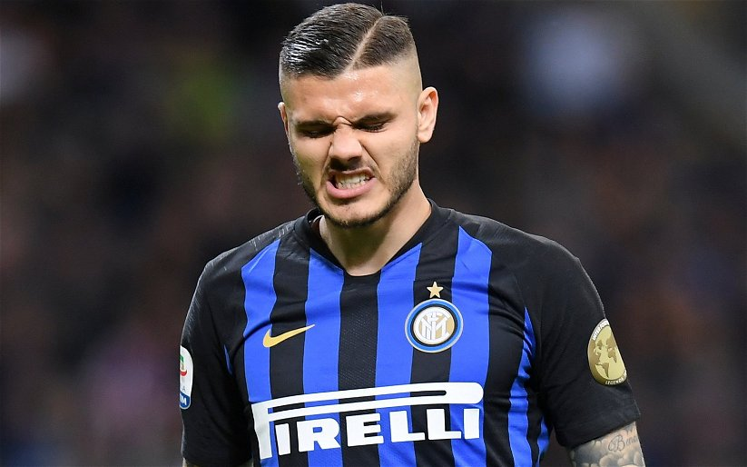 Image for Newcastle United: Fabrizio Romano claims Mauro Icardi deal 'will not be easy'