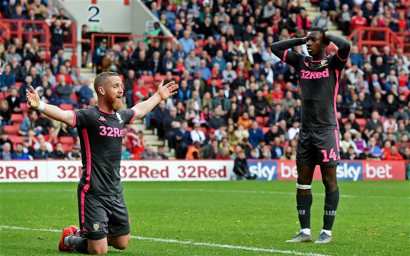 Image for Leeds United: Fans issue verdict on Adam Forshaw's future