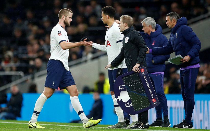 Image for Tottenham Hotspur: Alasdair Gold issues update on Dier and Alli