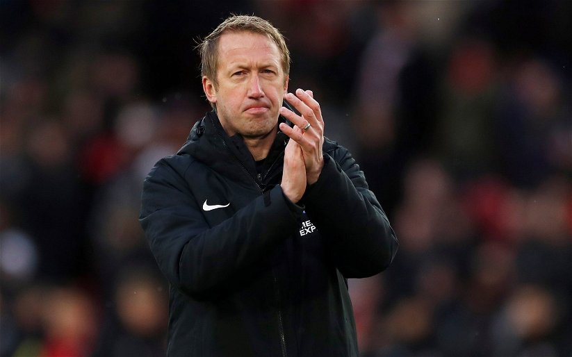Image for Tottenham Hotspur: Journalist discusses Graham Potter as potential Nuno replacement