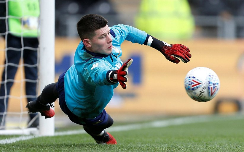 Image for Leeds United: Fans flock to Phil Hay's tweet after youth goalkeeper makes fabulous save