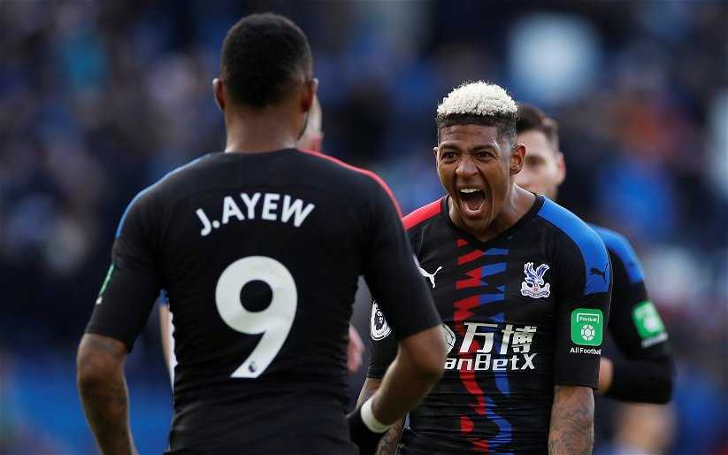 Image for Crystal Palace: These fans react to newly released footage of Jordan Ayew's goal