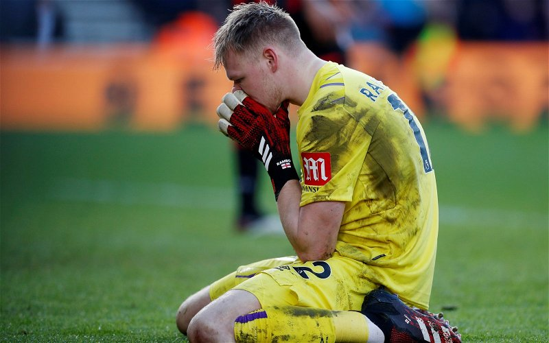 Image for Arsenal: Charles Watts talks about Aaron Ramsdale