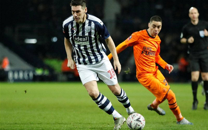 Image for West Bromwich Albion: Fans slate Gareth Barry
