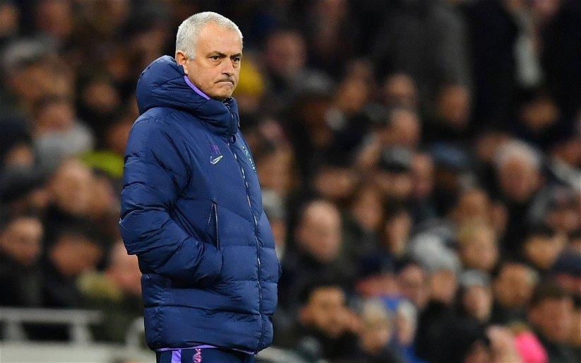 Image for Tottenham Hotspur: Spurs fans react to Mourinho remarks