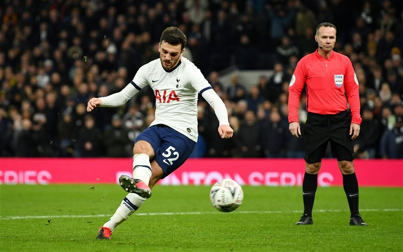 Image for Tottenham Hotspur: Spurs fans react to club post