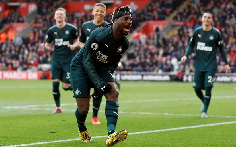 Image for Newcastle: Fans react to Saint-Maximin post