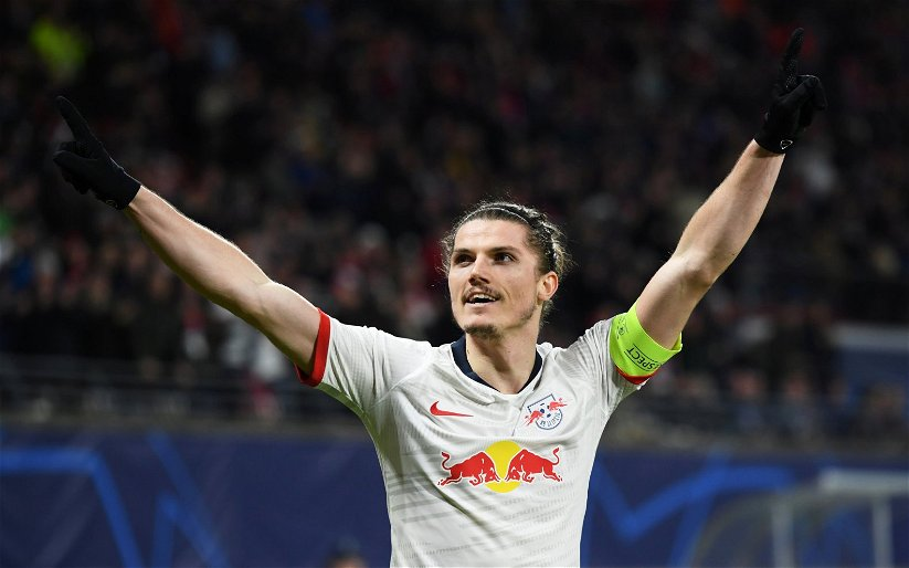 Image for Tottenham Hotspur: Fans react to latest comments from Marcel Sabitzer