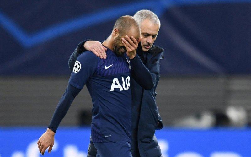 Image for Tottenham Hotspur: Romano reveals interest in Lucas Moura