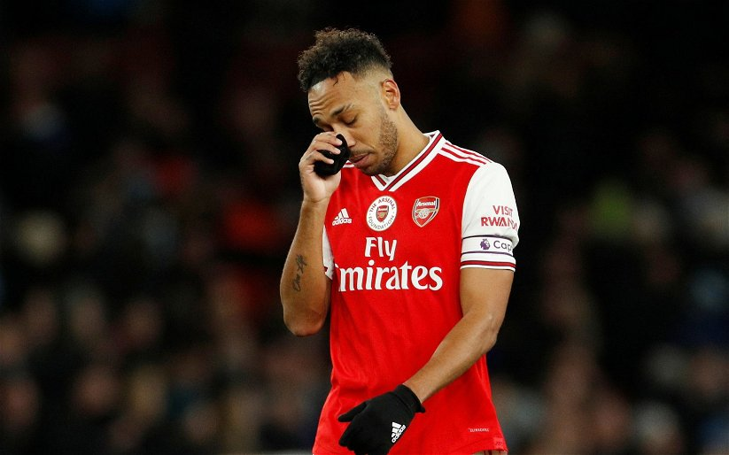 Image for Arsenal: Crook warns Arteta of potential Ozil-like situation developing with Aubameyang