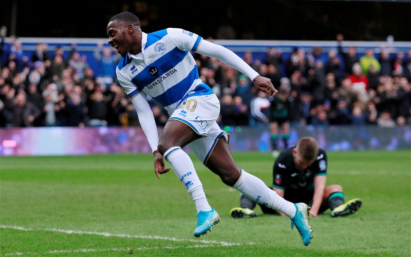 Image for QPR: Fans react to footage of Bright Osayi-Samuel