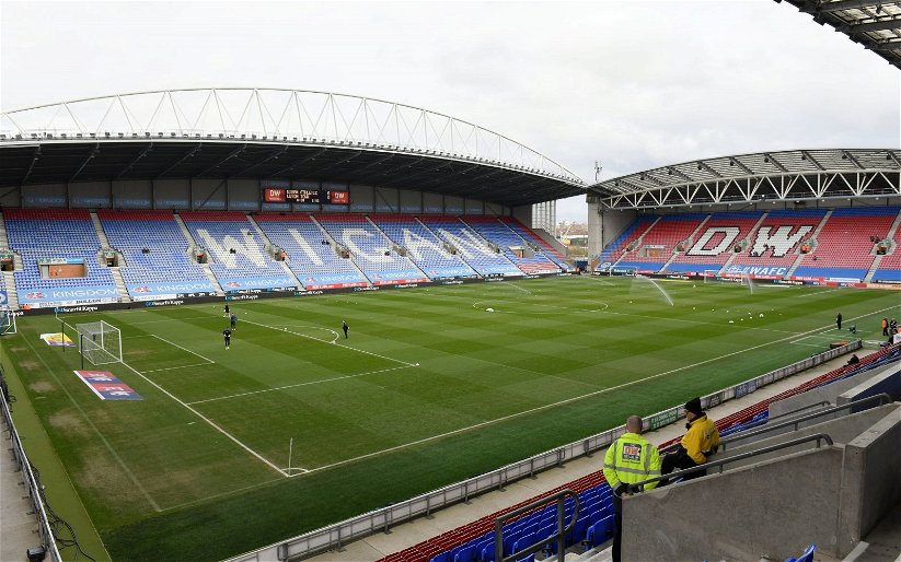 Image for Wigan Athletic: Fans react as Max Power signs