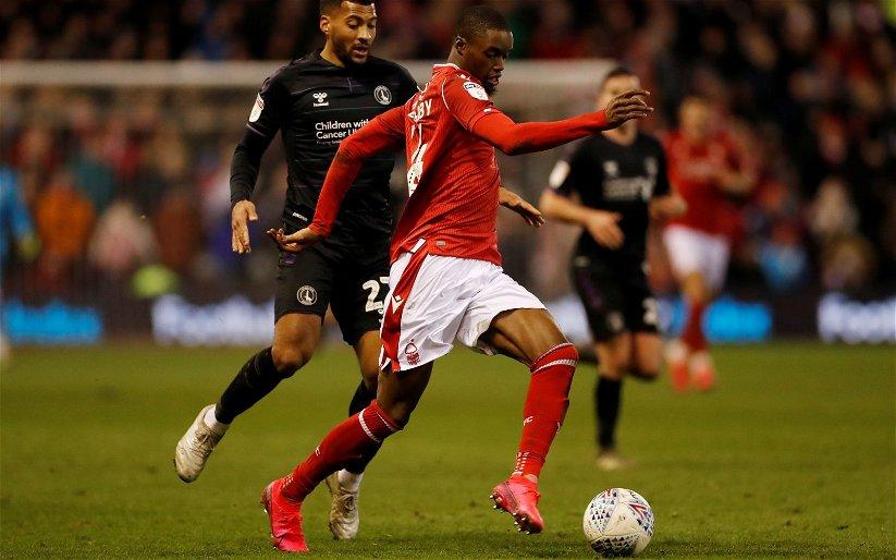 Image for Nottingham Forest: Fans slate Adama Diakhaby's performance
