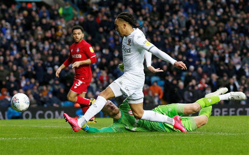 Image for Leeds United: Phil Hay makes fresh claim on Helder Costa's future