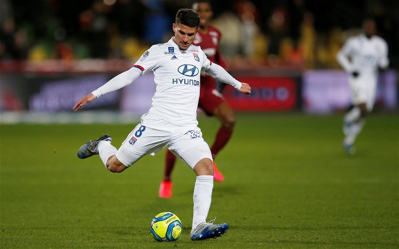 Image for Arsenal: Charles Watts issues claim on potential Aouar boost for the Gunners