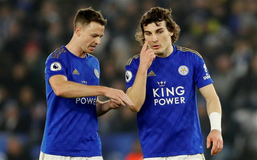 Image for Leicester City: Keith Gillespie praises Jonny Evans