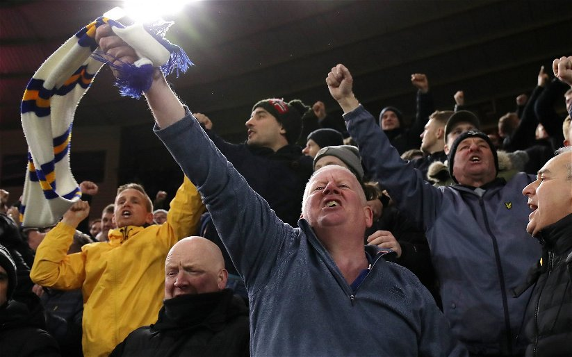 Image for Leeds United: Fans react to concept shirt design