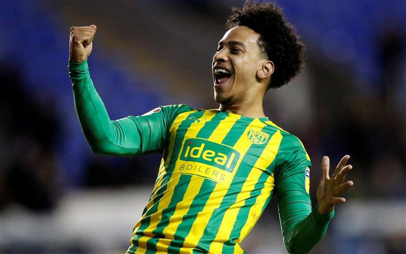 Image for West Bromwich Albion: Steve Bull Urges Matheus Pereira Retention