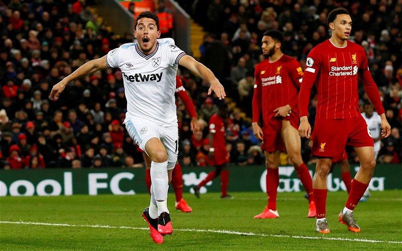 Image for West Ham United: Roshane Thomas lauds Pablo Fornals