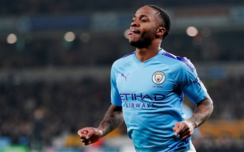 Image for Manchester City: Raheem Sterling 'seems like a Real Madrid player'