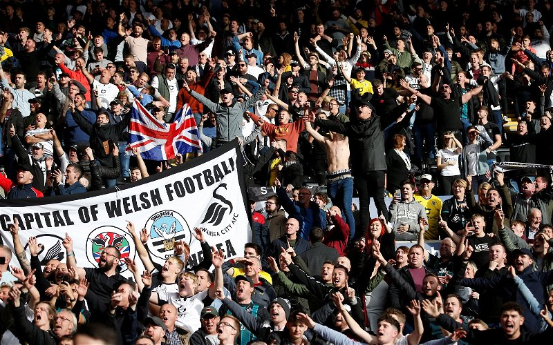 Image for Swansea City: Fans respond to Brandon Cooper post