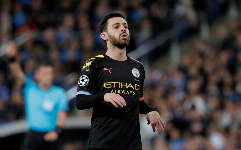 Image for Manchester City: Sam Lee reveals Bernardo Silva exit plan