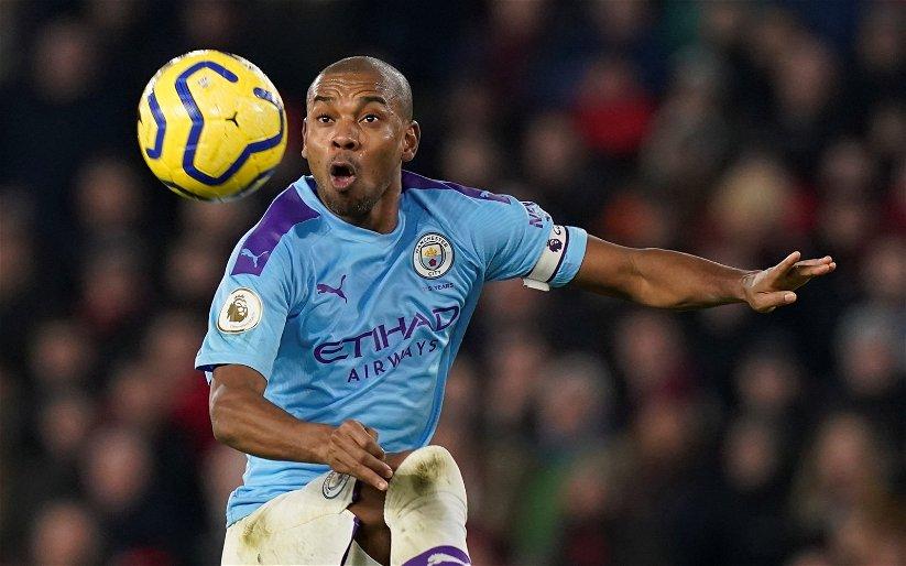 Image for Manchester City: Salveson blames City recruitment for expected 'impact' of Fernandinho injury